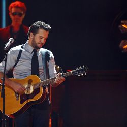 Country singer-songwriter Luke Bryan will perform at the USANA Amphitheatre Saturday, Oct. 21.