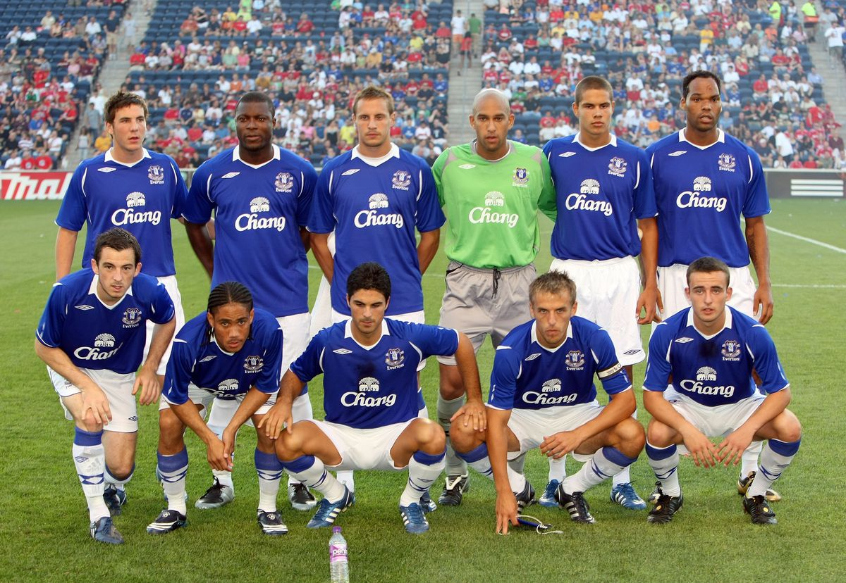 Everton FC v Chicago Fire