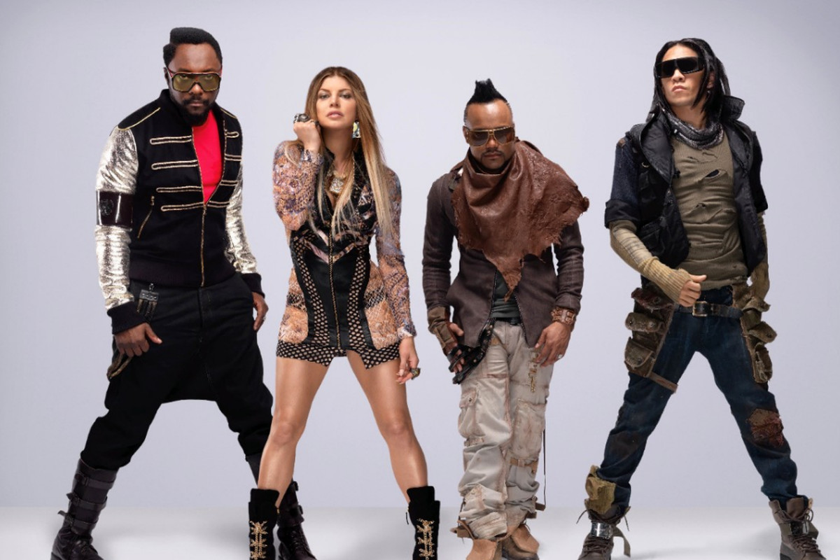 Will I Am Confirms That Fergie Has Left The Black Eyed Peas Revolt