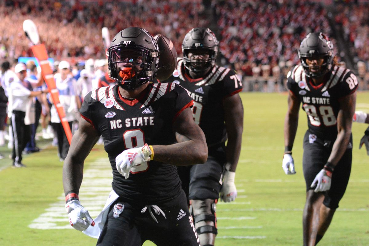 NCAA Football: Louisiana Tech at North Carolina State
