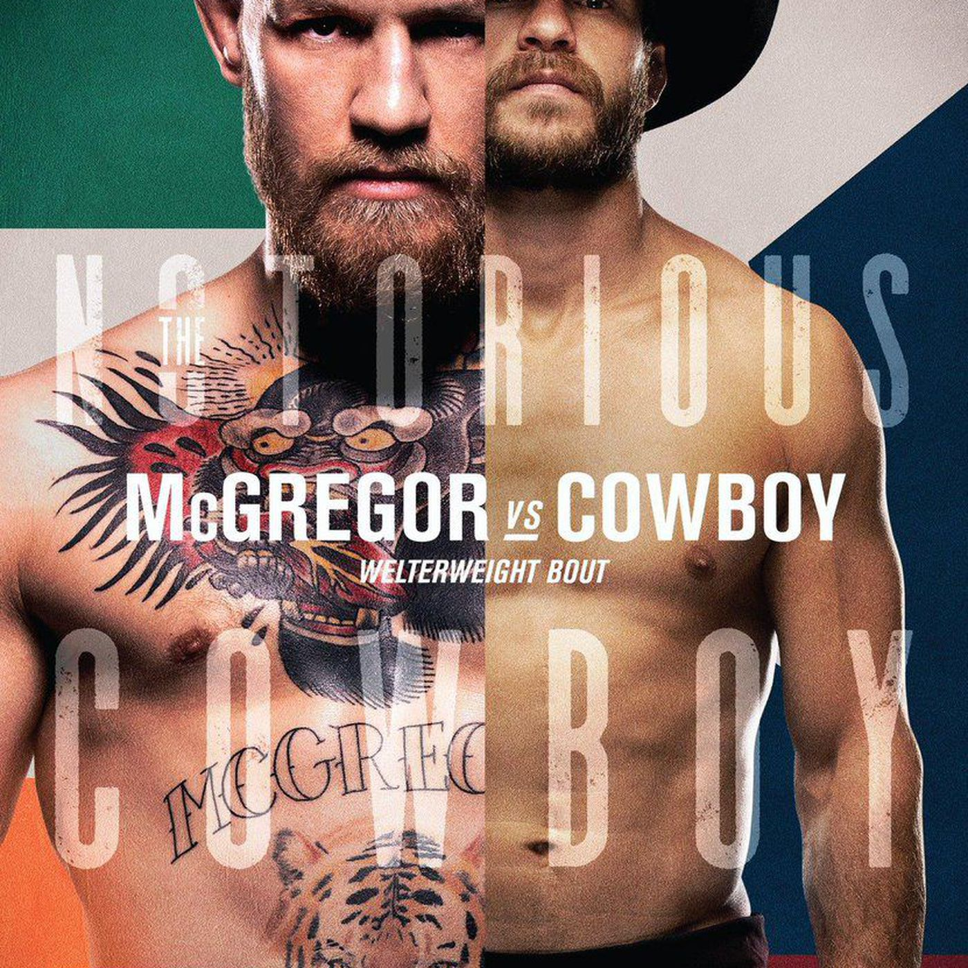 Watch The Two Epic Mcgregor Vs Cerrone Promos That Debuted