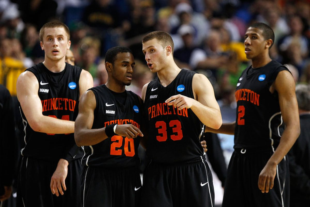 Next up for Pitt: The Princeton Tigers (Photo by J. Meric/Getty Images)