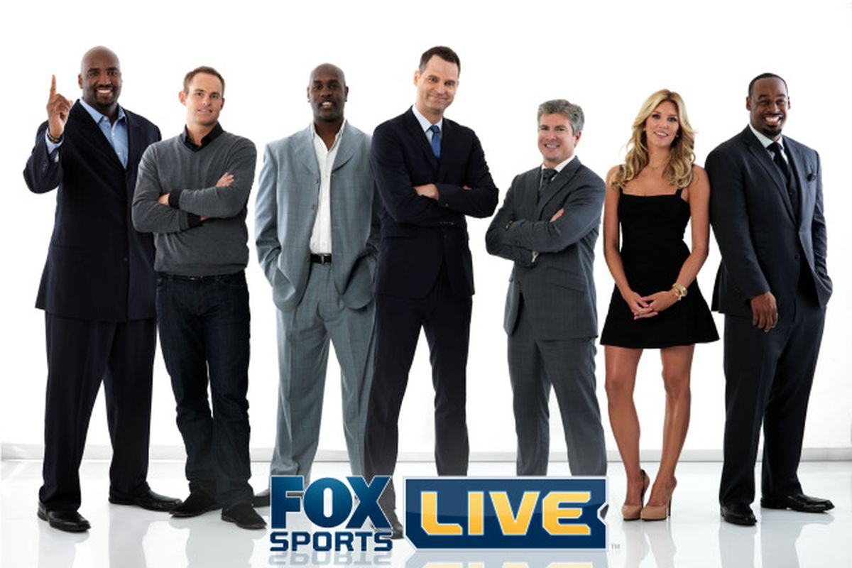 Fox Sports Live To Feature Panel Starring Donovan Mcnabb Gary