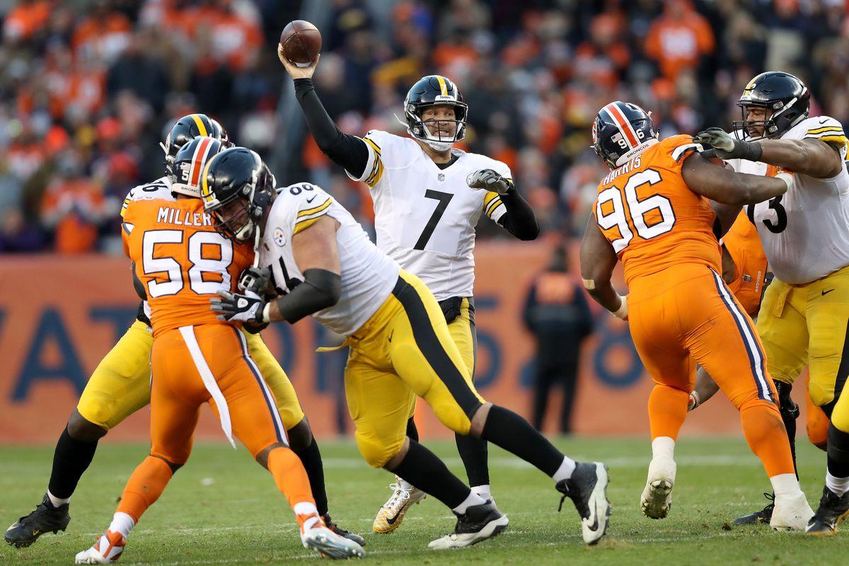 Predicting the winner of Pittsburgh Steelers vs. Denver Broncos - Behind  the Steel Curtain