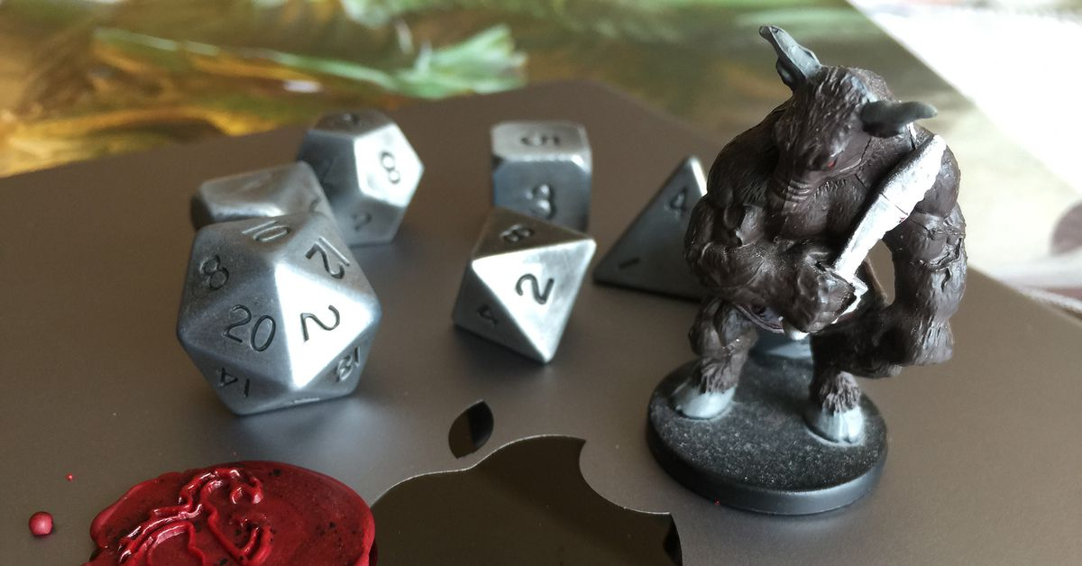 Dungeons & Dragons basically has DLC now, and it's excellent