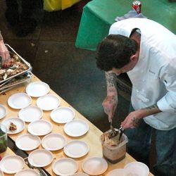 Chef Matt Selby of Corner House