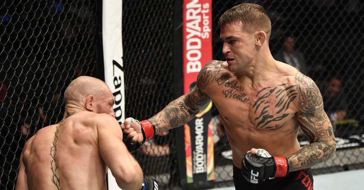 UFC 257 bonuses: Dustin Poirier, Michael Chandler rewarded for phenomenal finishes