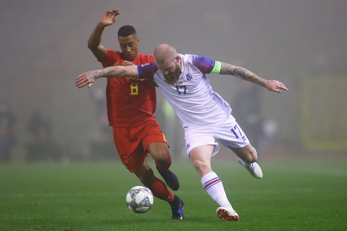 Belgium v Iceland - UEFA Nations League A