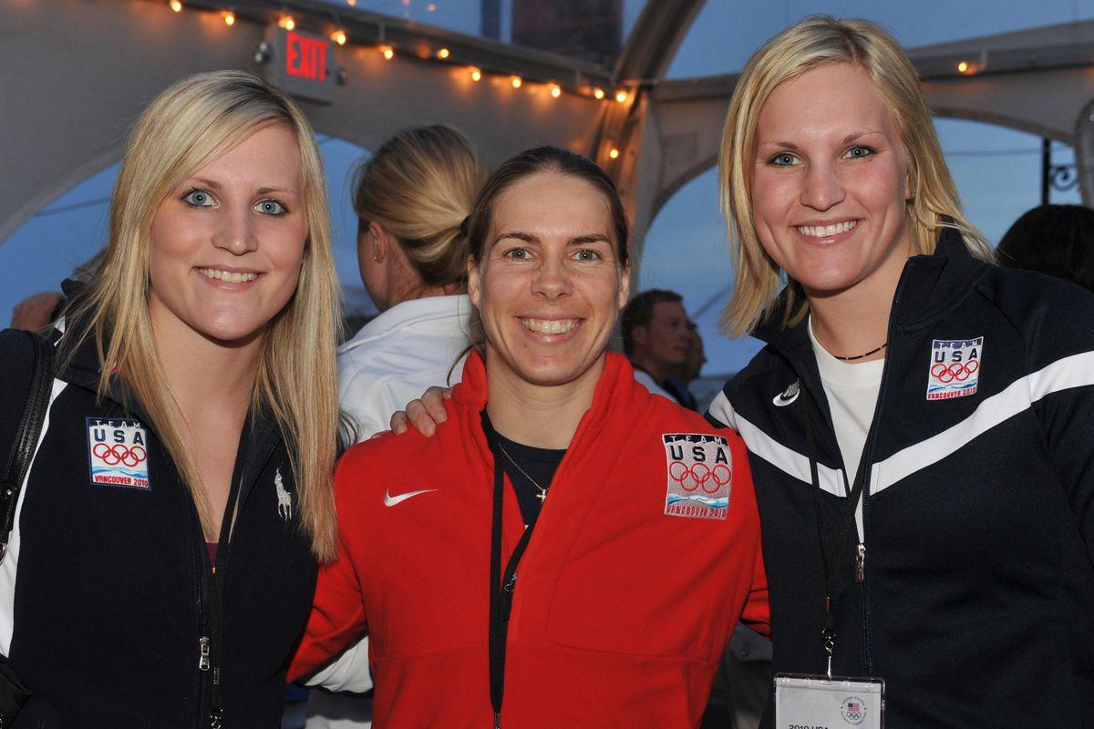 2010 Team USA Celebration