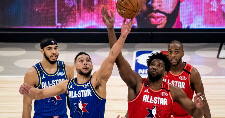 NBA All-Star Game ratings up 8 percent over last year
