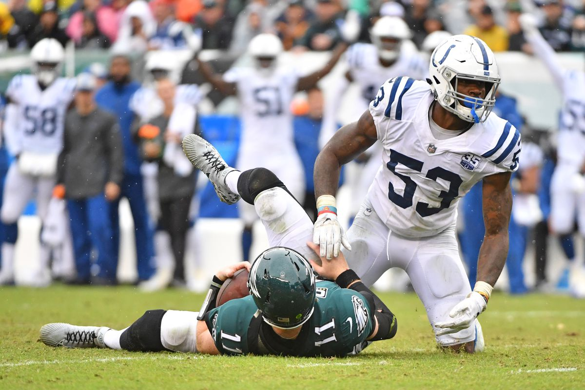 451a5e71f Colts News  Why Darius Leonard should have been named to the Pro Bowl roster