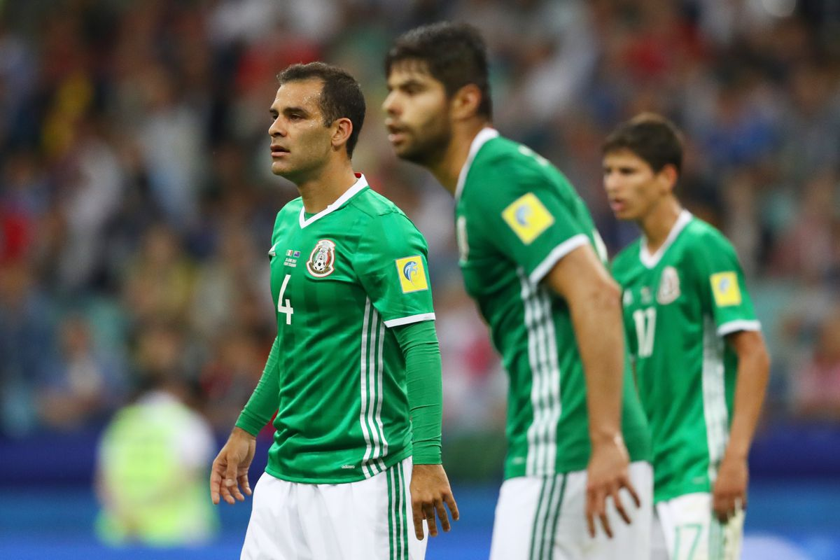 0b2d1518c Mexico confirm 28-man World Cup squad for Russia