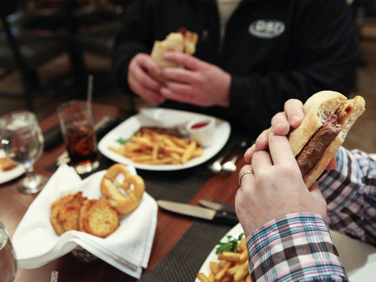 Eater Scenes: Murray's Steakhouse