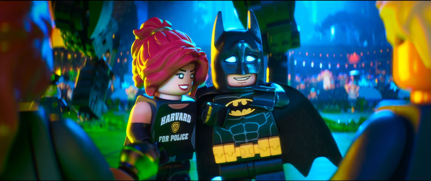 Question Club The Lego Batman Movie S Original Content Smart Humor And Endless Recycling The Verge