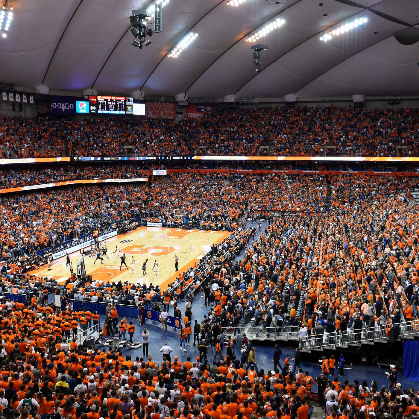 Syracuse Basketball Recruiting Jalen Carey Inks Letter Of