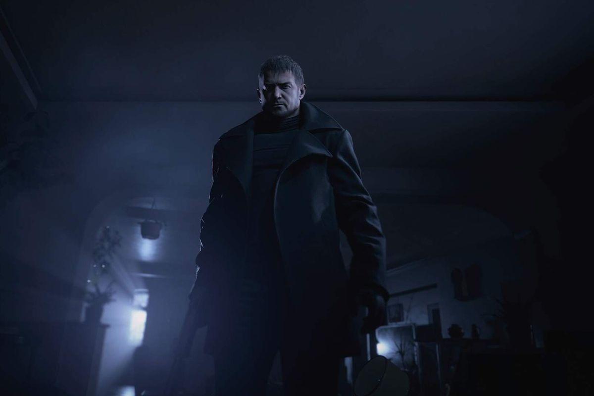 Resident Evil 8 - Chris Redfield in the 'Village' reveal trailer