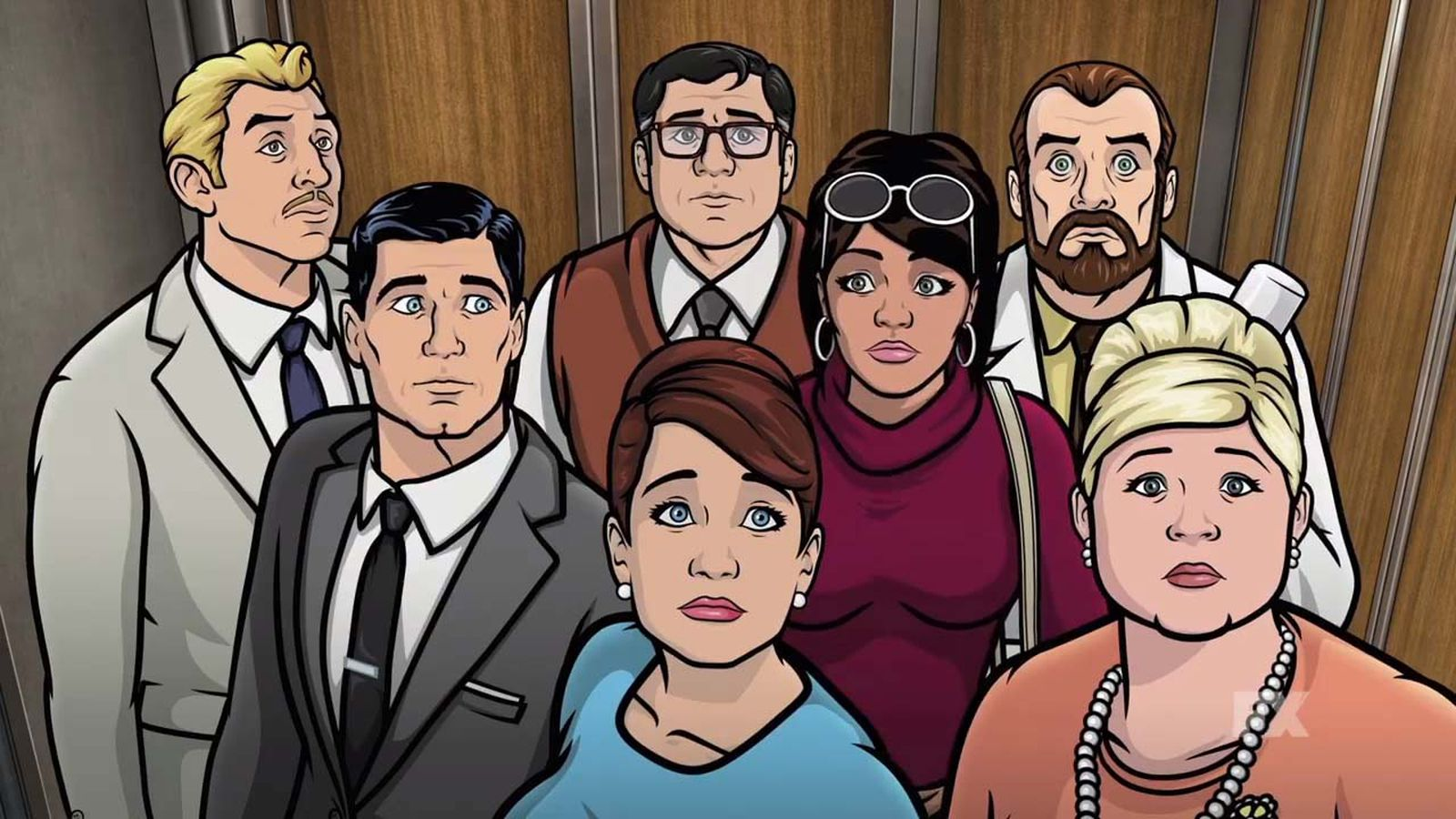 Archer s 10th season will be its last polygon - Archer episodes youtube ...