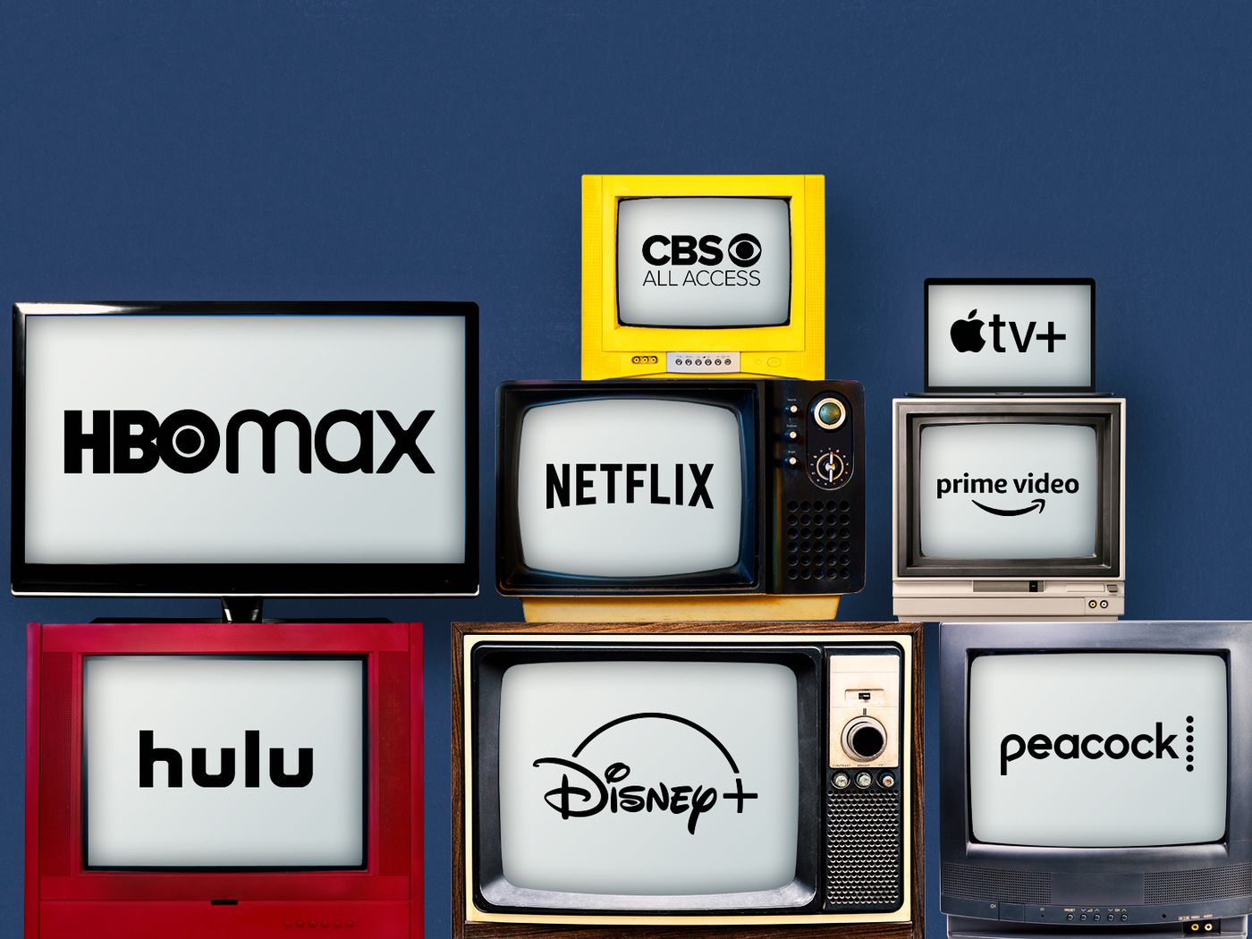 Peacock? HBO Max? Netflix? Disney Plus? Hulu? A guide to the biggest  streaming services. - Vox