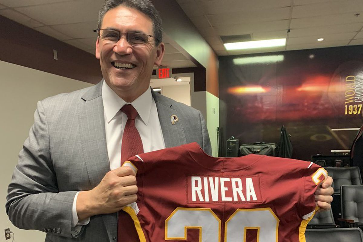 Image result for ron rivera