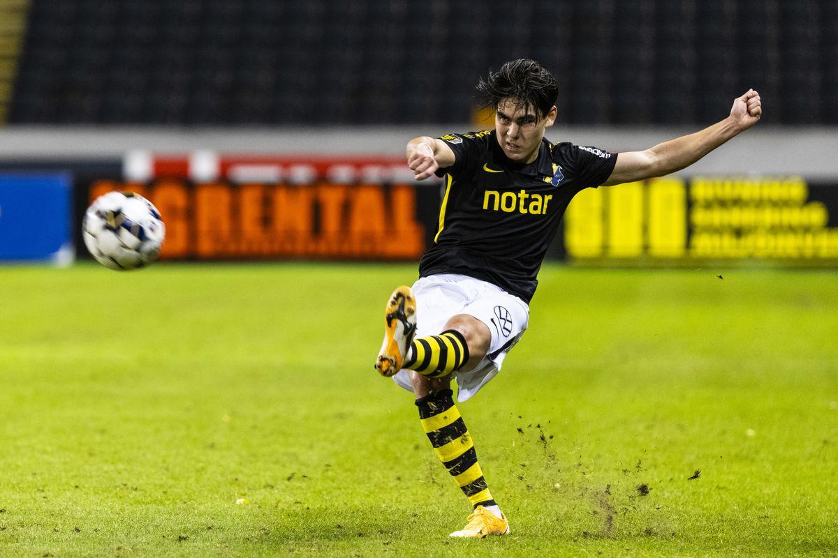 AIK v Varbergs BoIS - Allsvenskan