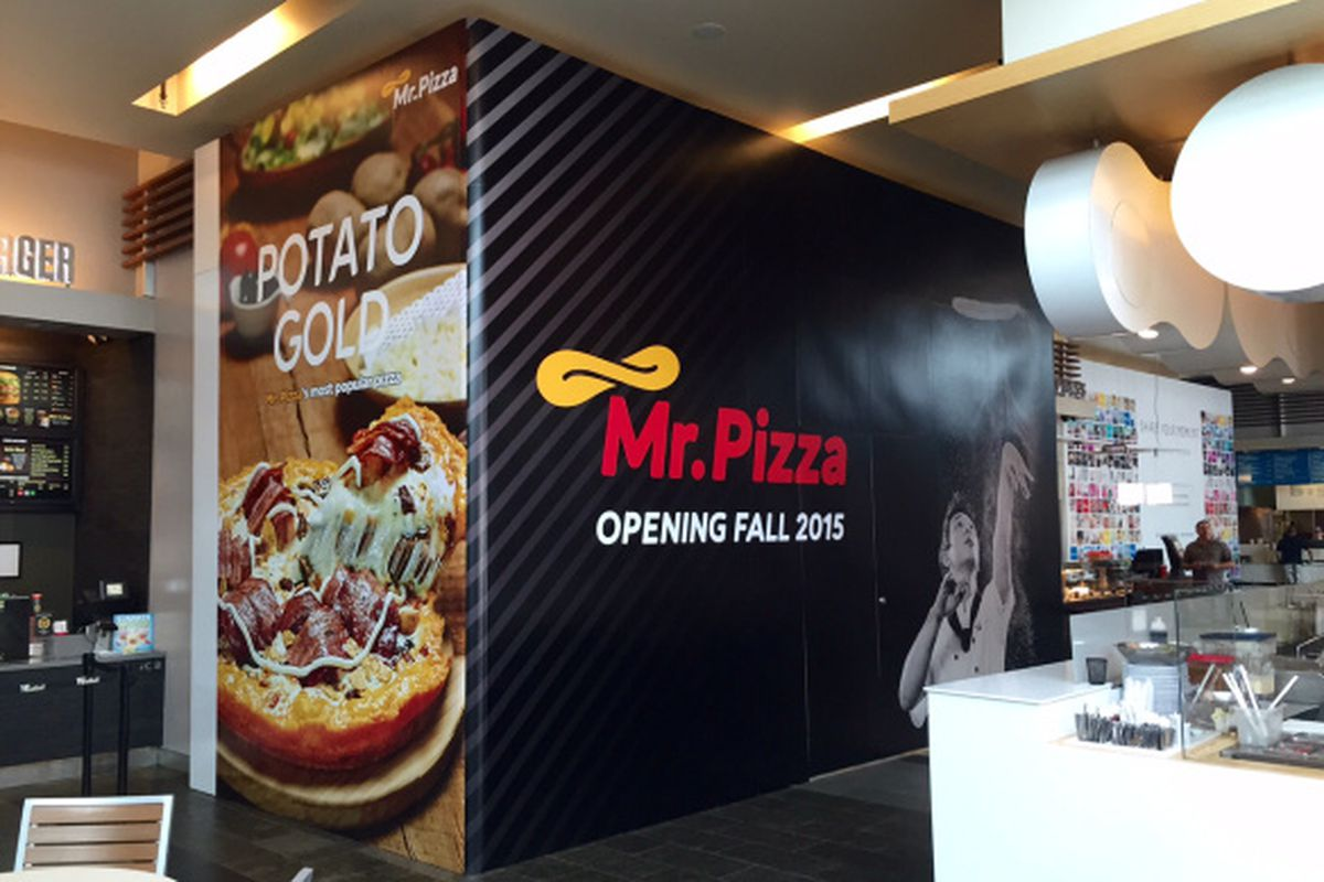 Mr. Pizza Century City