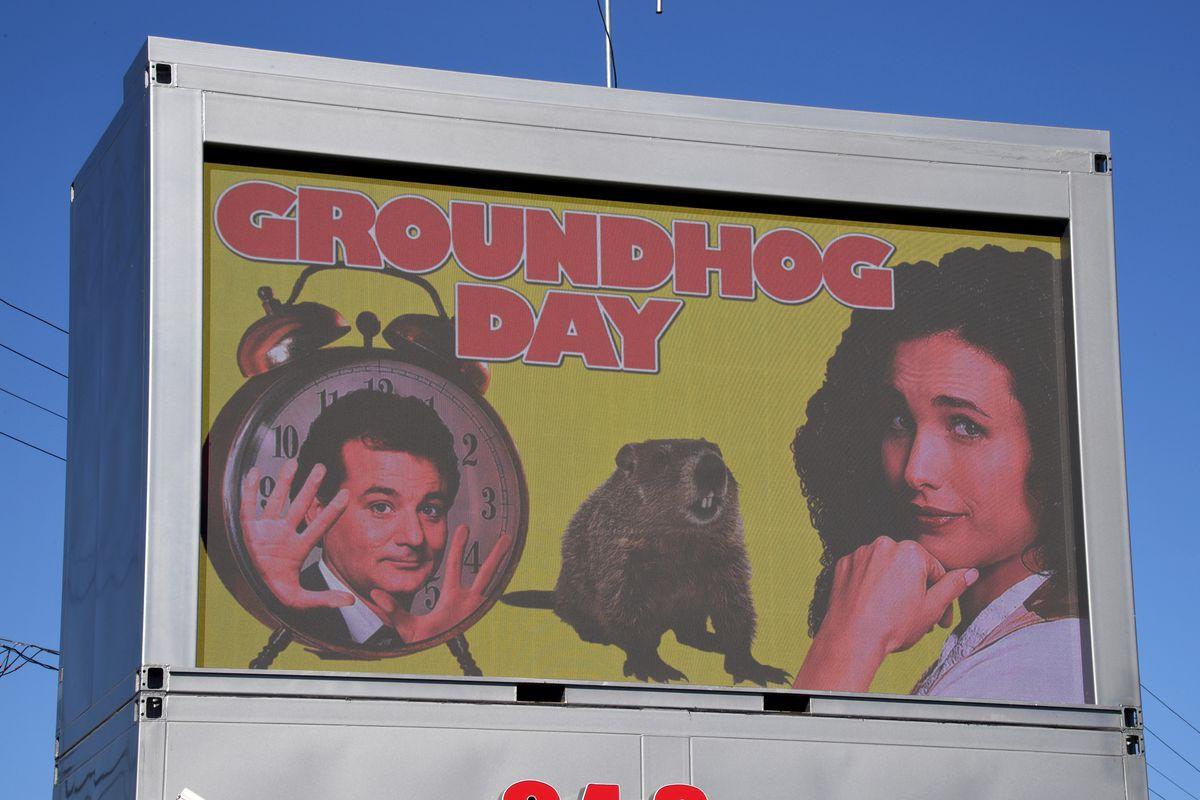 Las Vegas Groundhog Day Celebration