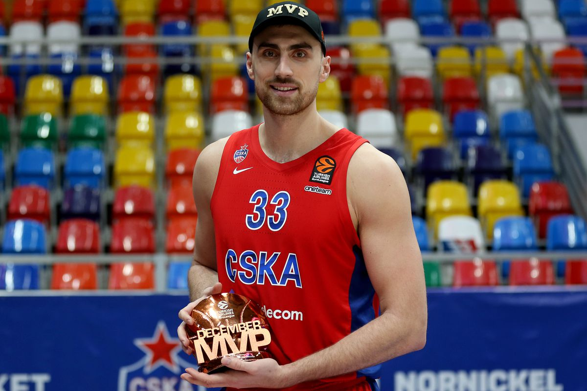 CSKA Moscow v Zalgiris Kaunas - Turkish Airlines EuroLeague