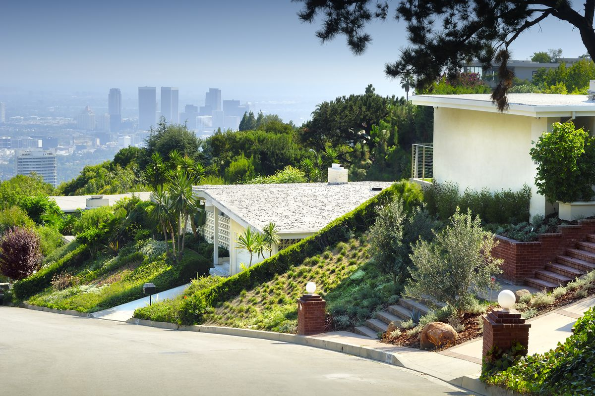 Record la county home prices aren t budging curbed la for House prices in los angeles ca
