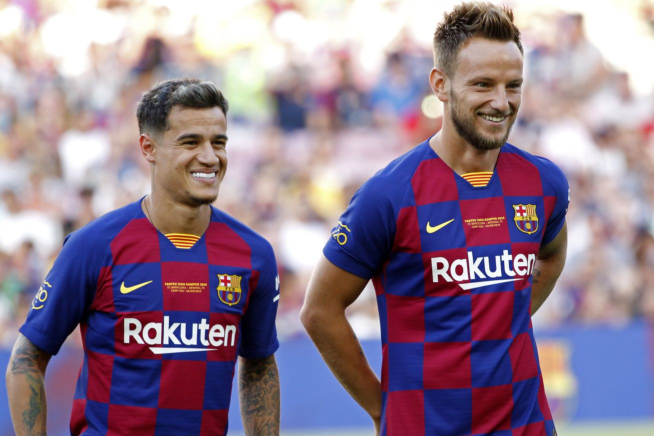 Barcelona need to raise ?124m in sales this season - report