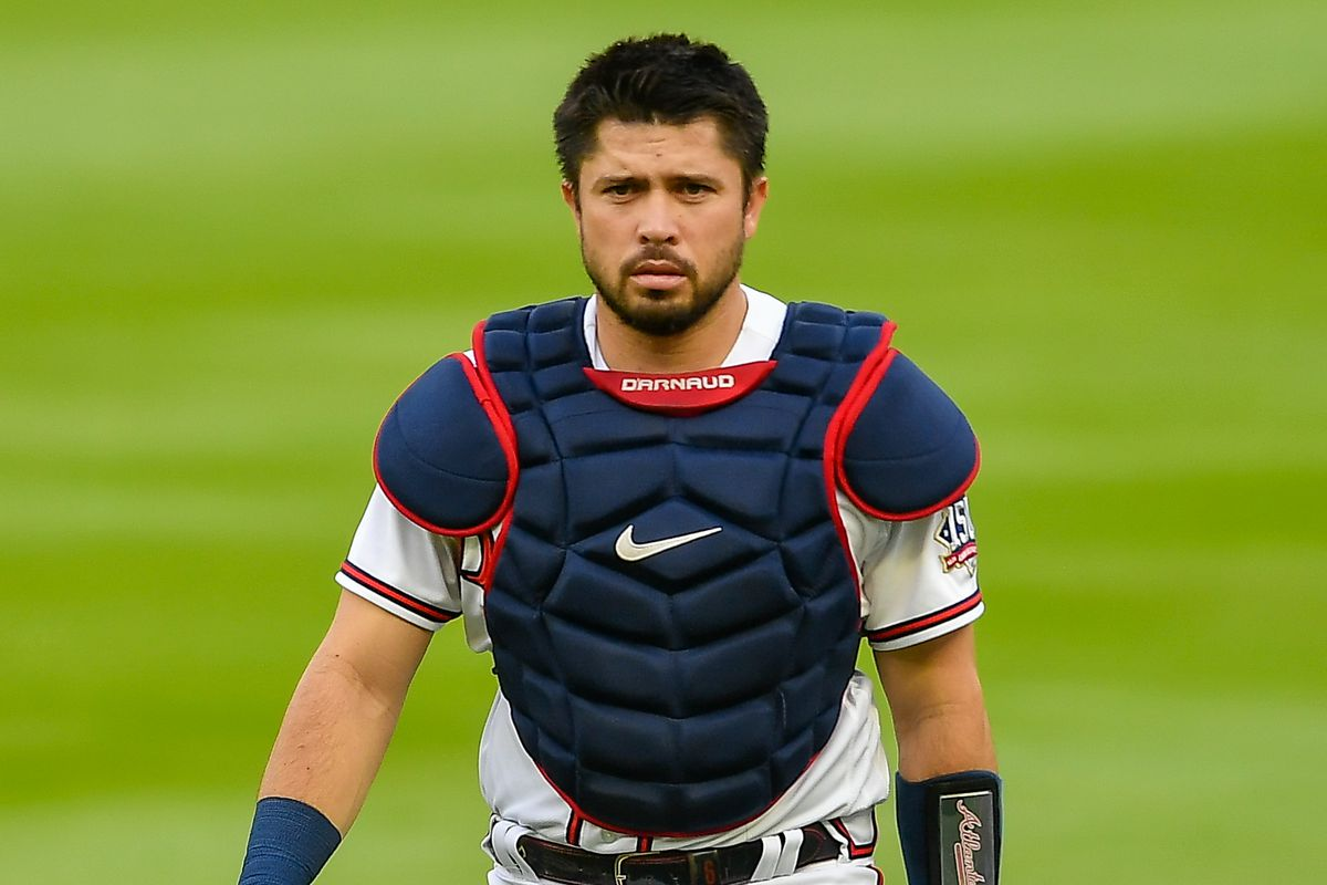 MLB: APR 29 Cubs at Braves
