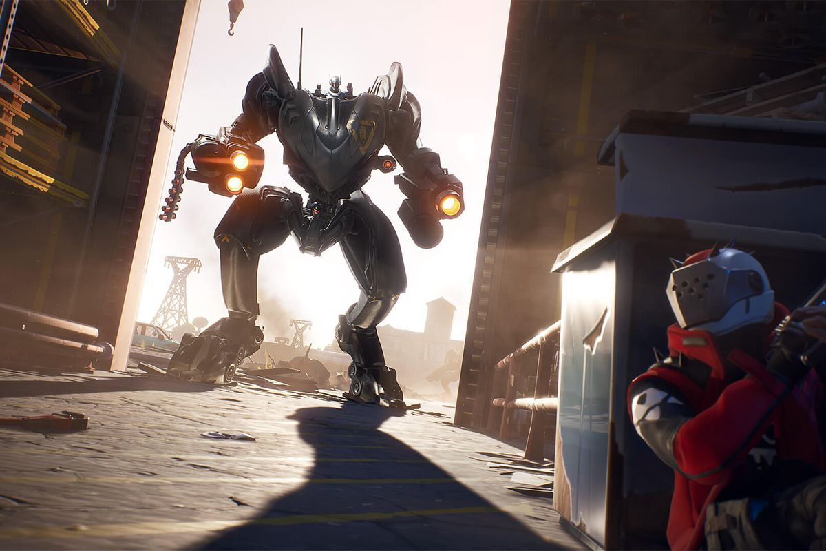 Mech spawn rates cut as Fortnite trends for all the wrong reasons