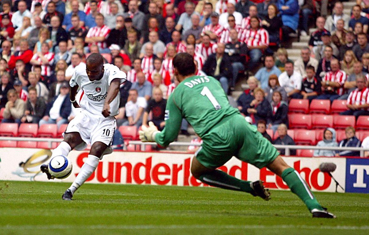 Soccer - FA Barclays Premiership - Sunderland v Charlton Athletic - Stadium of Light
