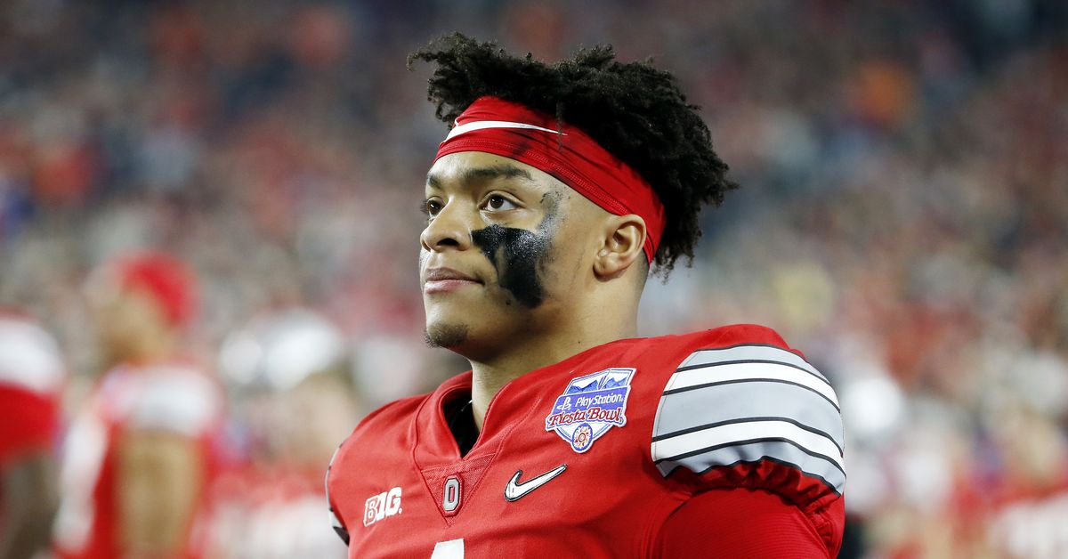 Prepare yourself for second-year Justin Fields