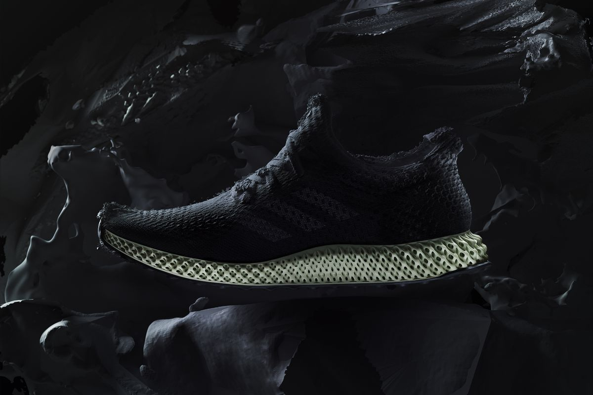 Adidas reveals the first 3D-printed shoe it'll mass ...