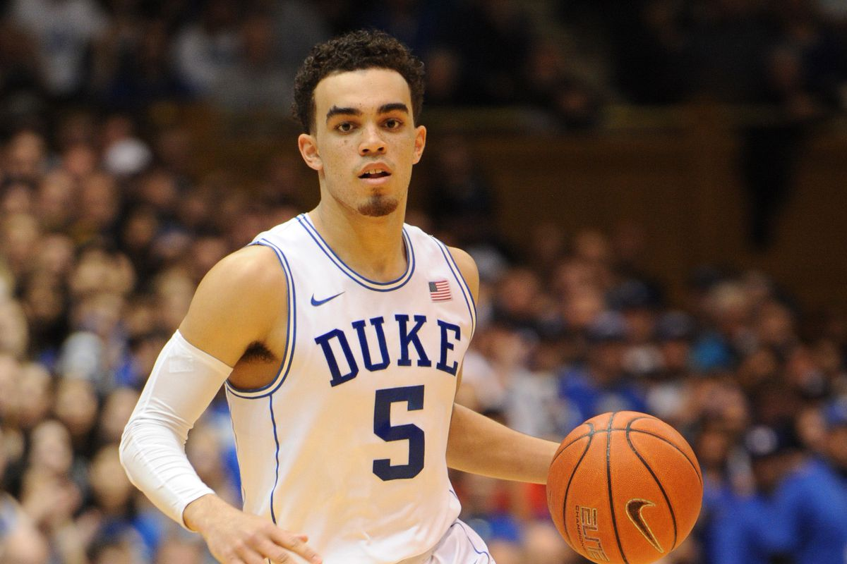 Tyus Jones makes an emotional statement via Instagram about his time at Duke.