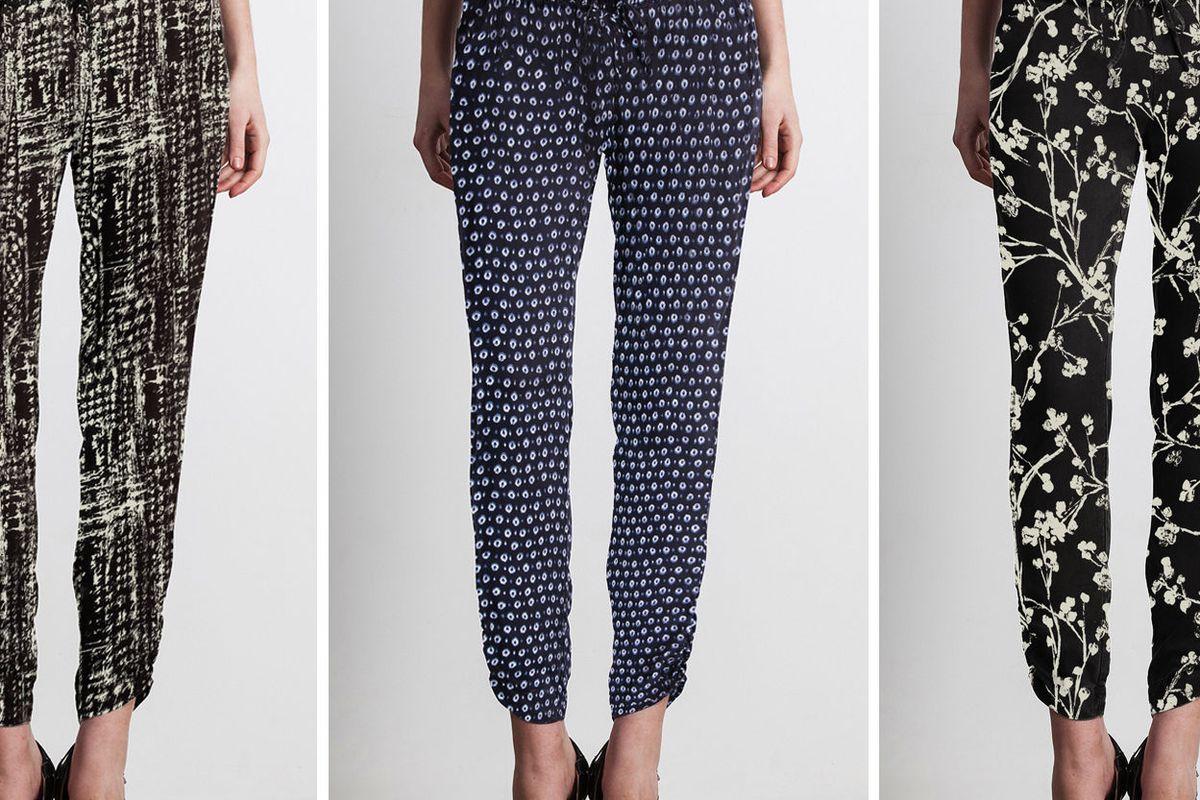 "Ecru summer pants, <a href=""http://www.ecrustyle.com/shop/1341-SP-summer-pant.php"">$110</a>"
