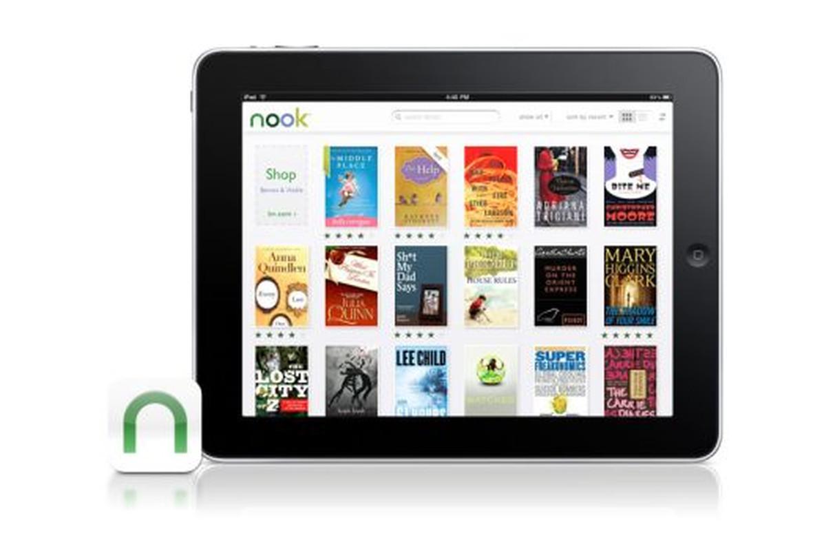 Nook iPad