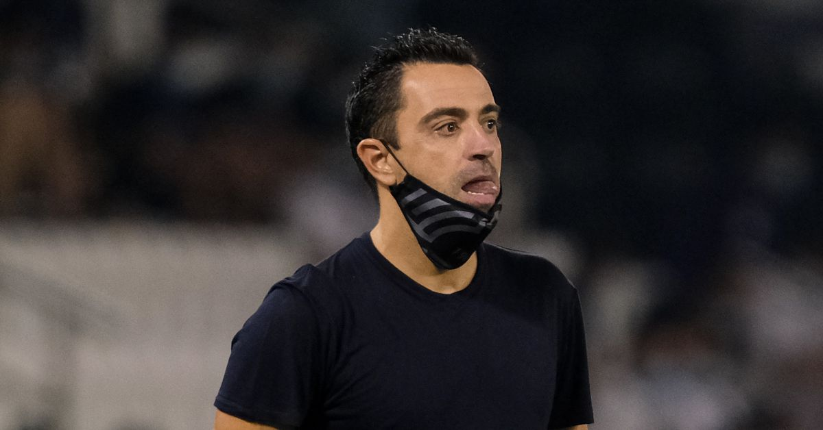 Xavi picks up another trophy with Al Sadd - Barca Blaugranes