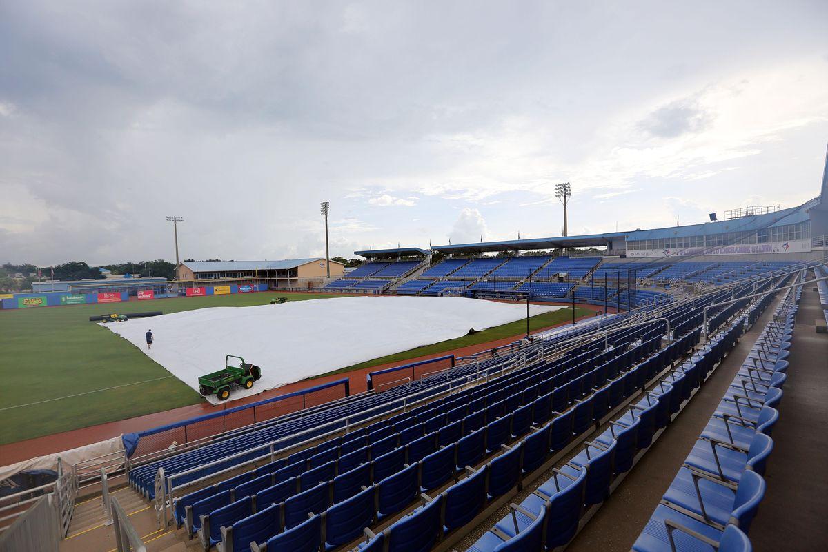 Minor League Baseball: Tampa Yankees at Dunedin Blue Jays