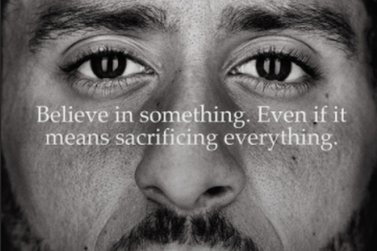 0c57d41a1 The Nike boycott over Colin Kaepernick
