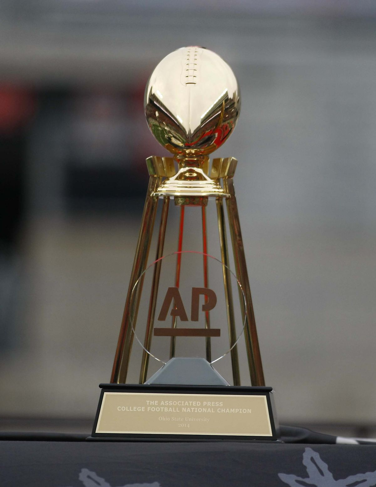 c38db84afec Here are the 4 trophies you get for winning college football s ...