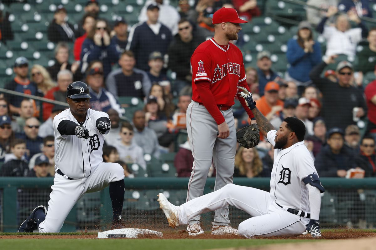 Tyler Skaggs and company unable to tame the Tigers