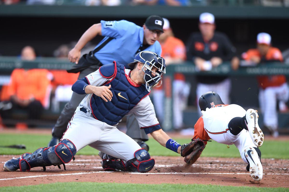 Minnesota Twins v Baltimore Orioles - Game One