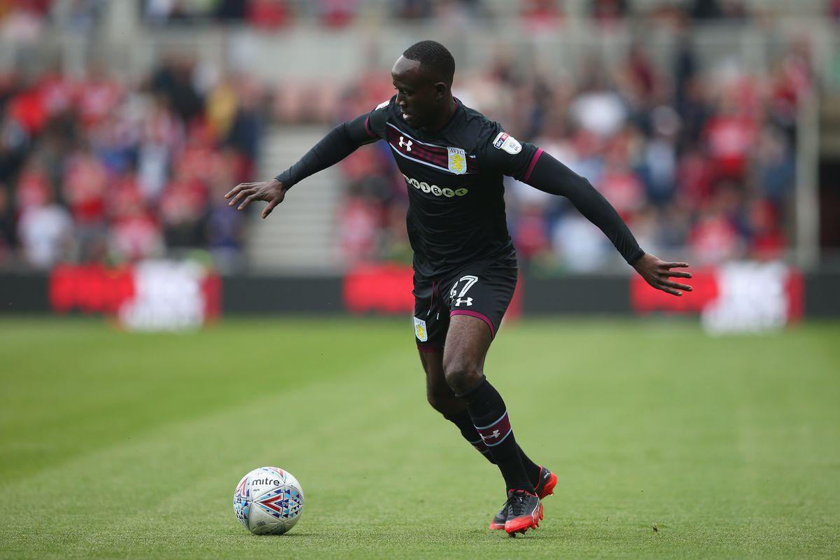 Middlesbrough v Aston Villa - Sky Bet Championship Play Off Semi Final:First Leg