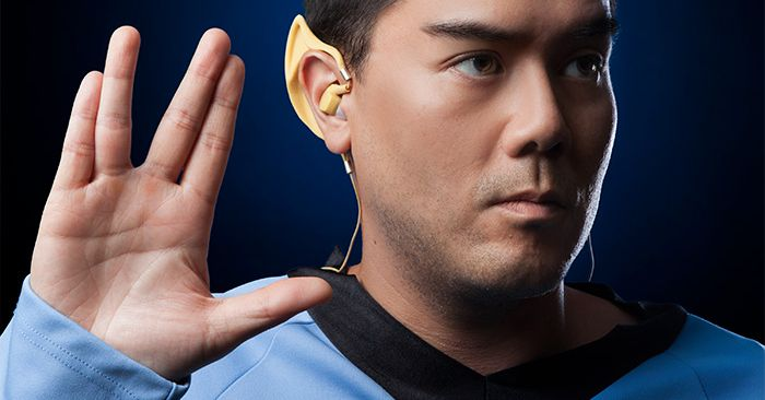 Star Trek fans can now buy Vulcan wireless ear buds to look the part
