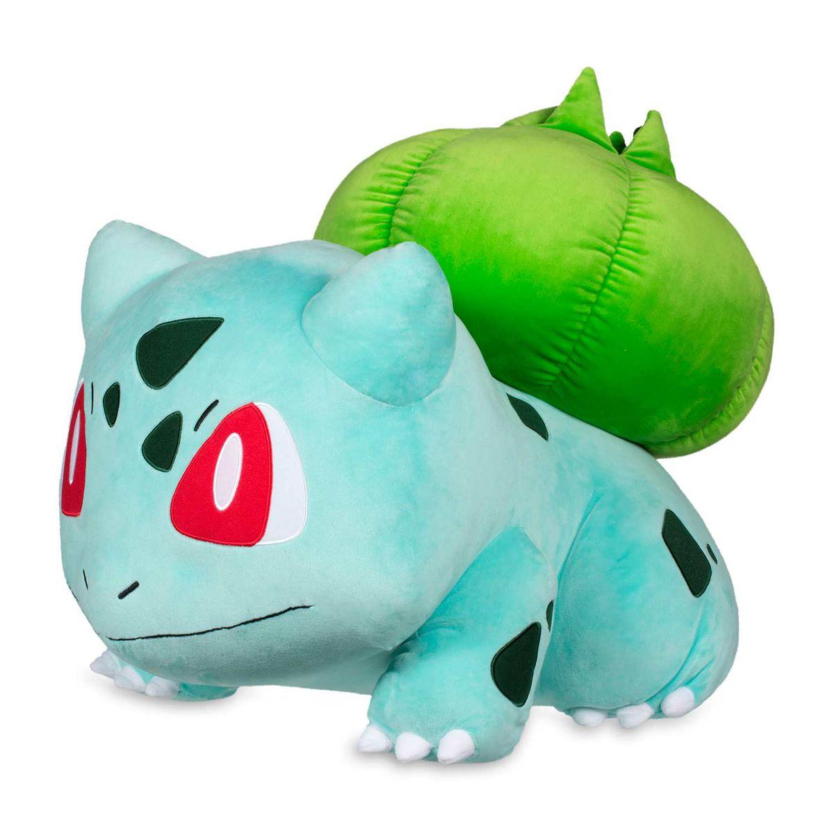 Jumbo Bulbasaur Pokémon plush