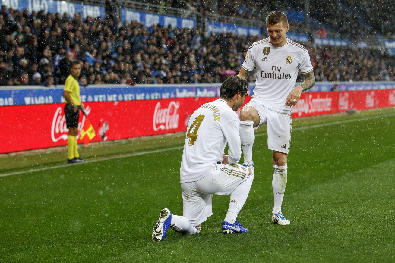 Tactical Review: Alaves 1 - 2 Real Madrid; 2019 La Liga