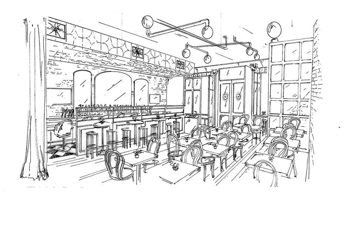 Plans for Bill Bakers, coming to Williamsburg.