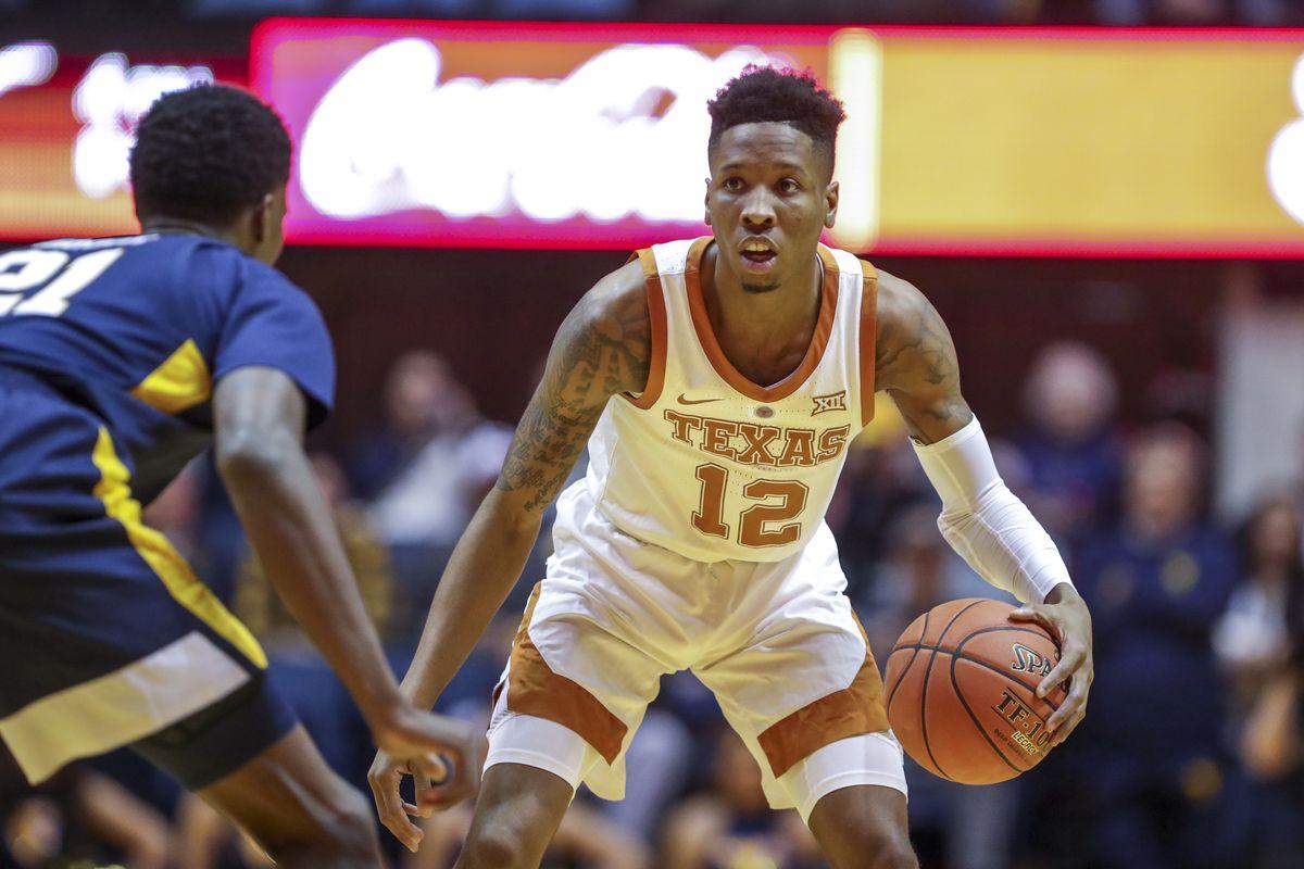 NCAA Basketball: Texas at West Virginia