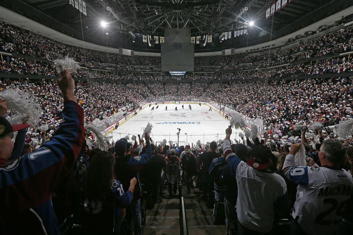 Nashville Predators v Colorado Avalanche - Game Three
